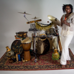 Diana Lynn - Percussion Set